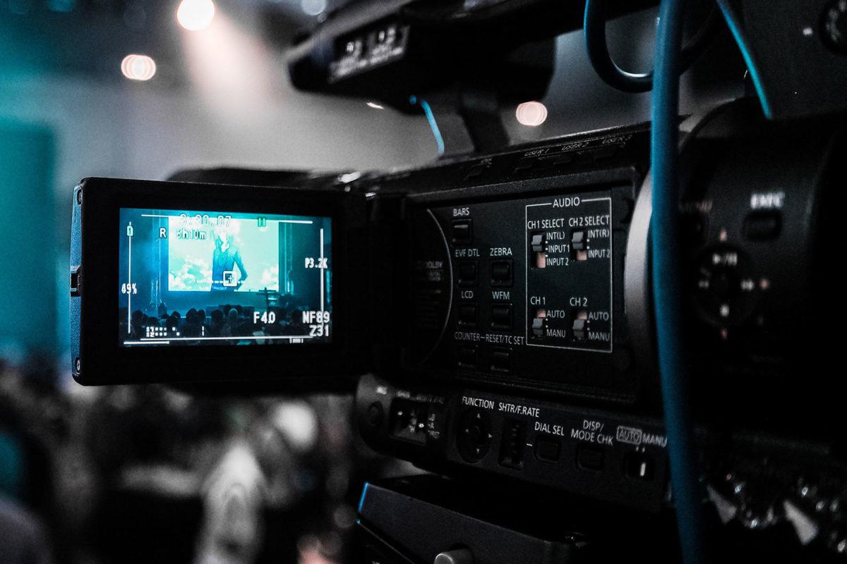 Càmera de video